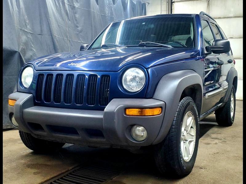 Jeep Liberty 2002 price $5,000