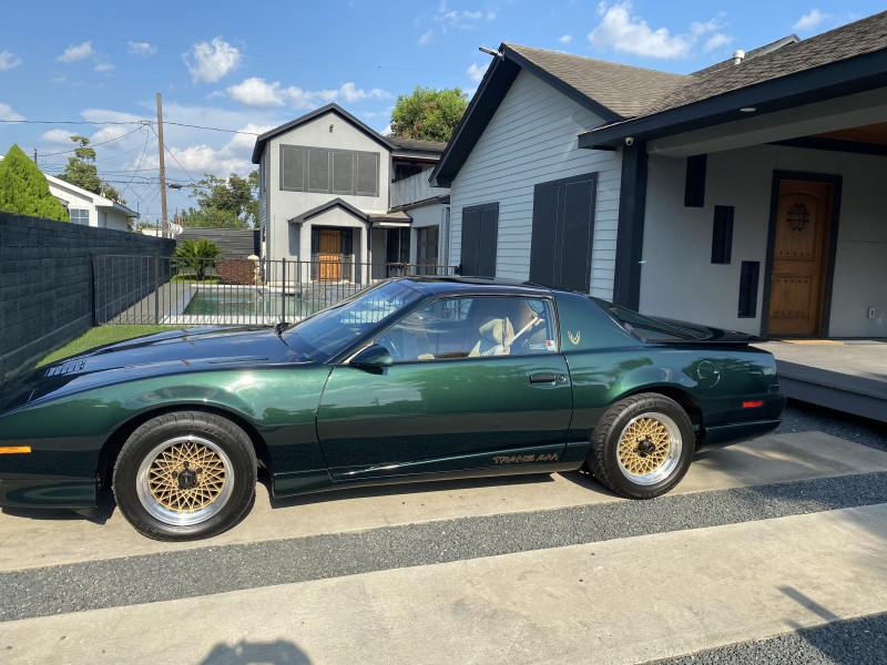 Pontiac Firebird 1991 price $16,000