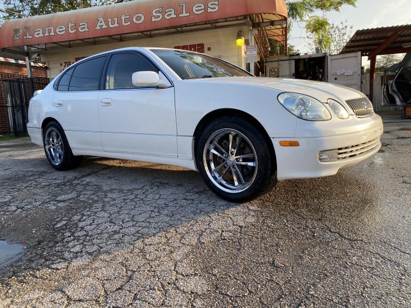 Lexus GS 430 2001 price $5,800