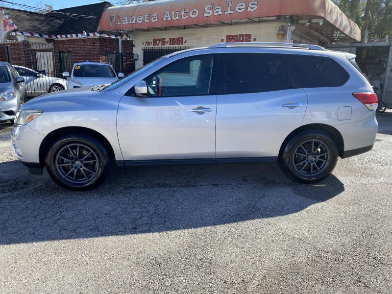 Nissan Pathfinder 2014 price $9,500