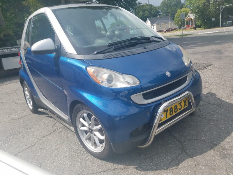 Smart fortwo 2008 price $7,300