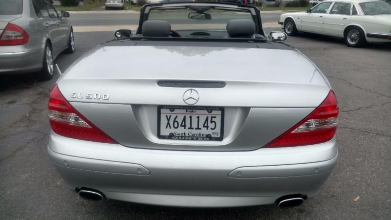 Mercedes-Benz SL-Class 2005 price $13,900