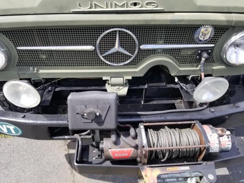 Mercedes-Benz Unimog 1972 price $15,700