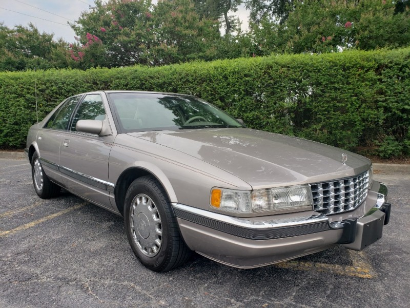 Cadillac Seville 1995 price $4,900