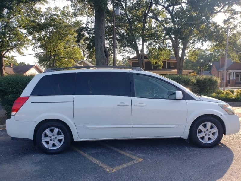 Nissan Quest 2005 price $3,900