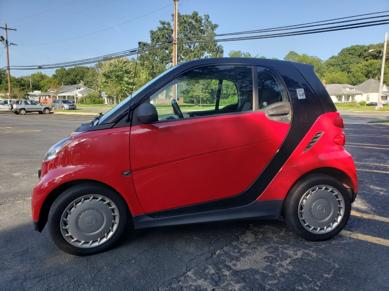 Smart fortwo 2013 price $5,900
