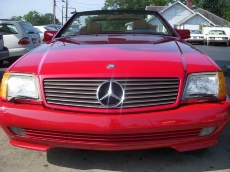 1991 Mercedes Benz 300sl Gunter S Mercedes Sales Service Dealership In Rock Hill