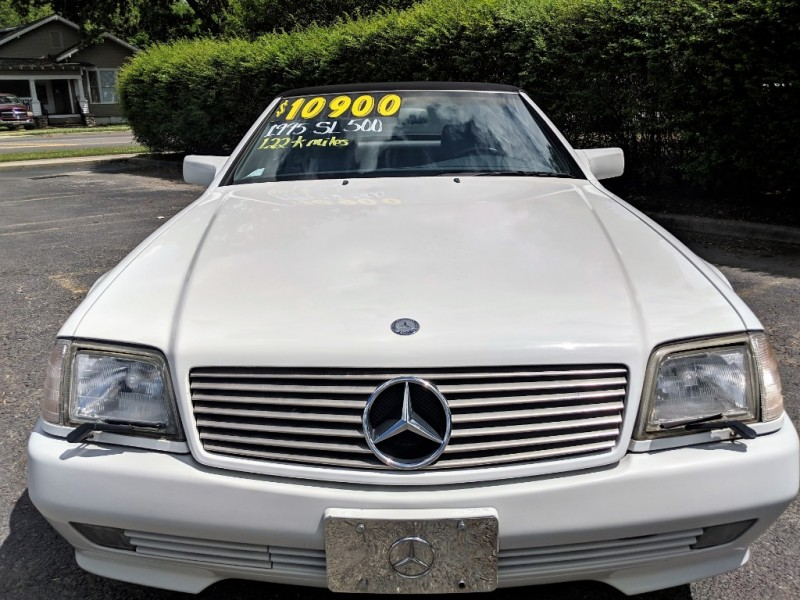 Mercedes-Benz SL500 1995 price $10,900