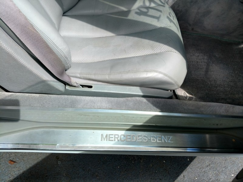 Mercedes-Benz 500 Series 1992 price $6,800