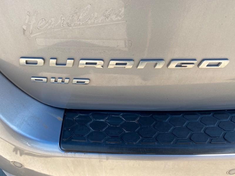DODGE DURANGO 2017 price $26,500