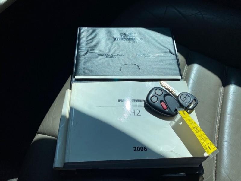 HUMMER H2 2006 price $16,500
