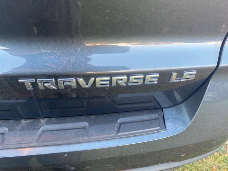 CHEVROLET TRAVERSE 2014 price $11,300