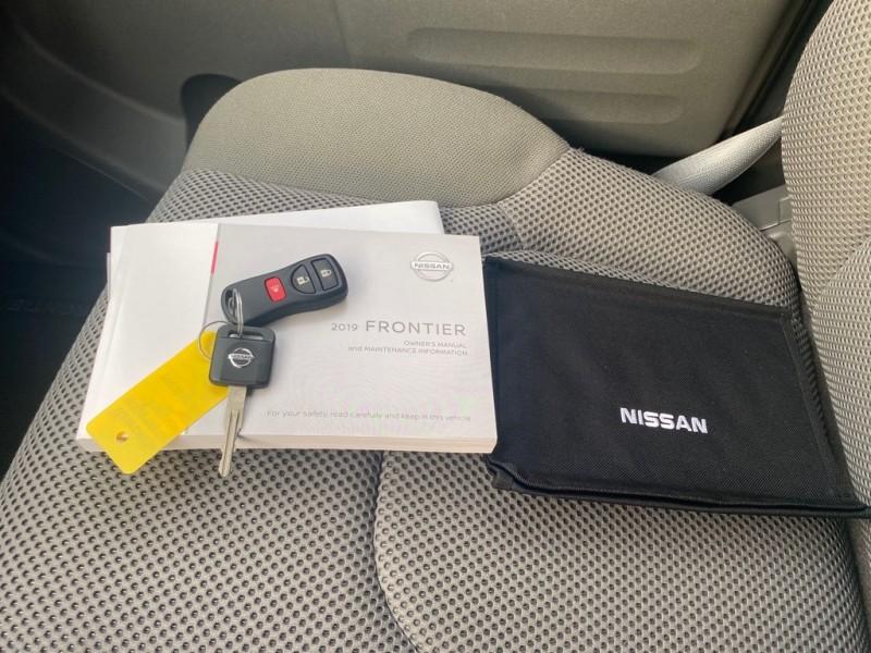 NISSAN FRONTIER 2019 price $27,800