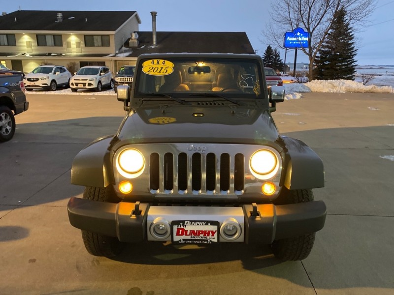 JEEP WRANGLER UNLIMI 2015 price $27,995