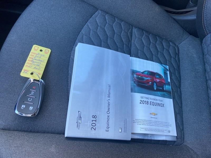 CHEVROLET EQUINOX 2018 price $23,495