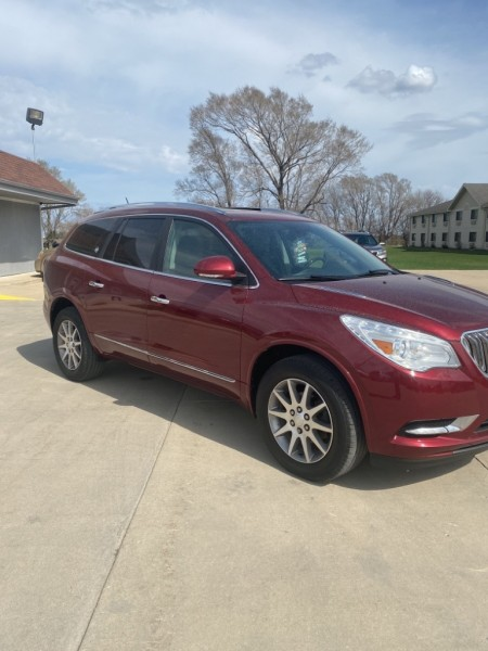 BUICK ENCLAVE 2017 price $25,995