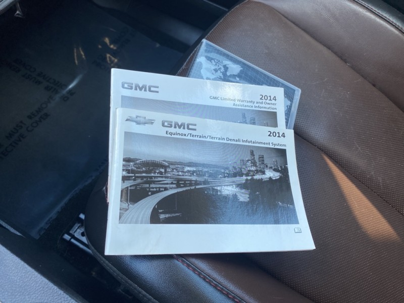 GMC TERRAIN 2014 price $14,595