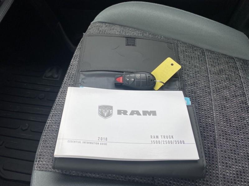 RAM 1500 2018 price $38,500