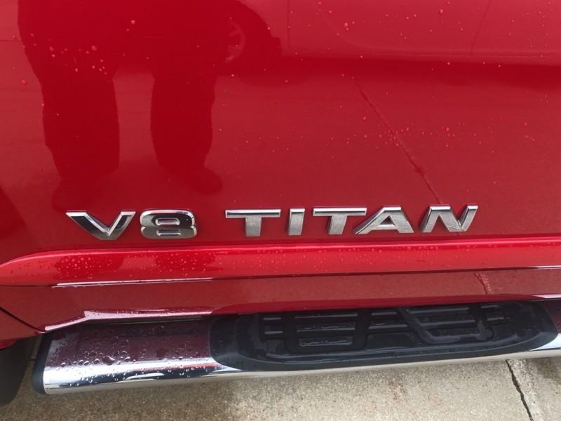 NISSAN TITAN 2012 price $20,690