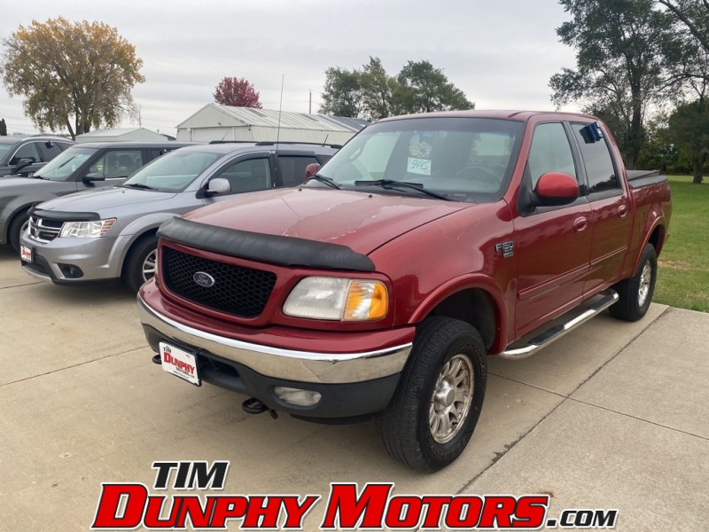 FORD F150 2001 price $5,495