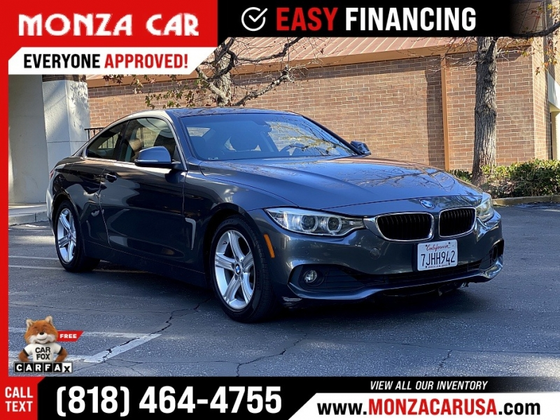 BMW 4 Series 2015 price $17,970