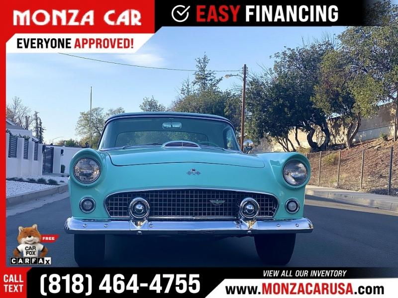 Ford Thunderbird 1955 price $57,900