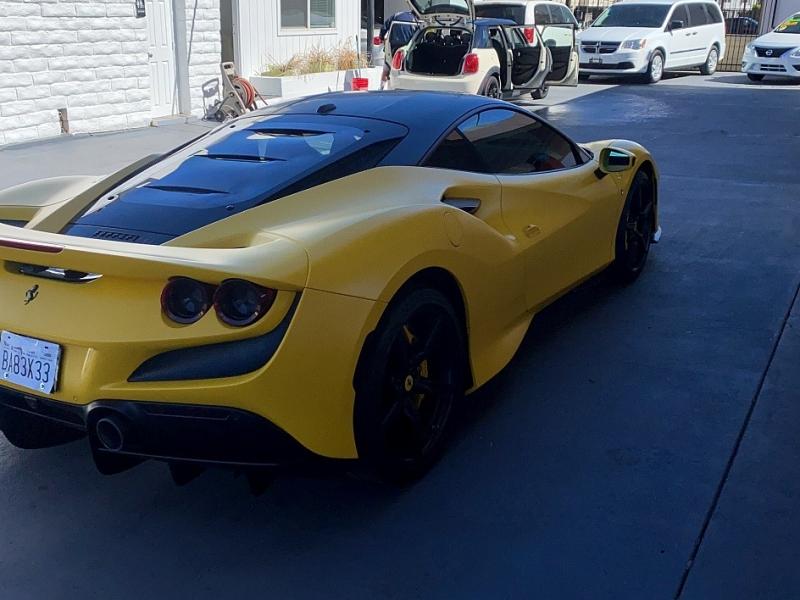 Ferrari F8 Tributo 2020 price $355,000