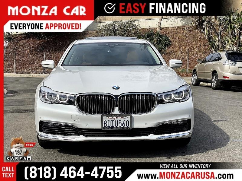 BMW 7-Series 2018 price $39,470
