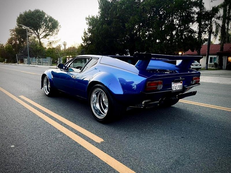 Pantera Pantera 1972 price $119,000