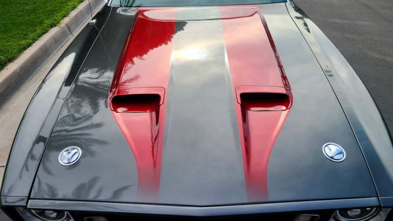 Ford Mustang 1973 price $39,970