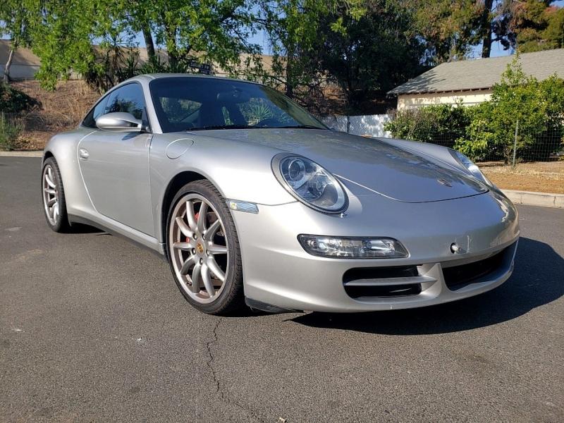Porsche 911 2008 price $48,970
