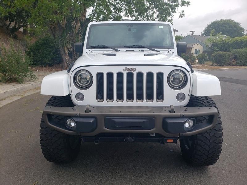 Jeep Wrangler 2016 price $32,970