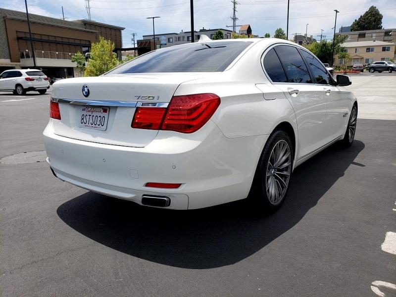 BMW 7-Series 2011 price $14,970
