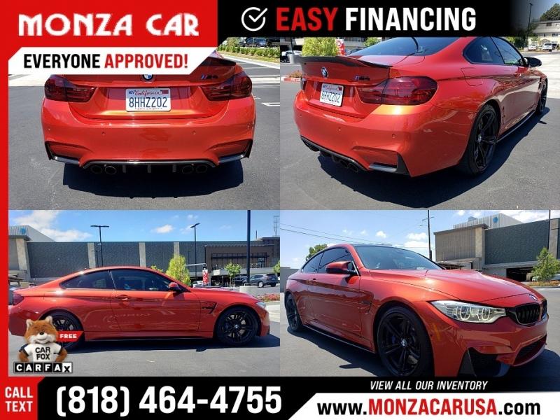 BMW M4 2015 price $49,970