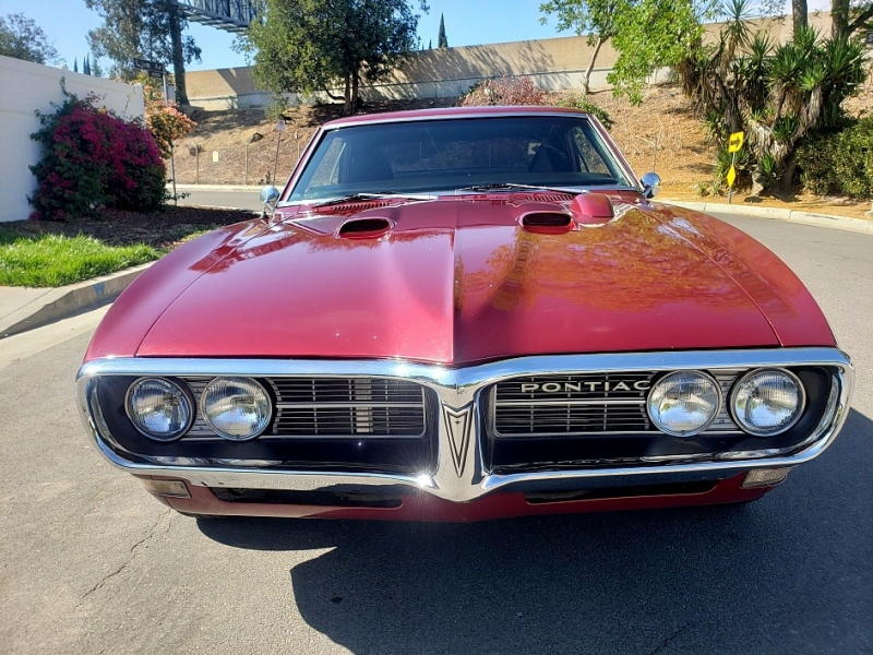 Pontiac Firebird 1968 price $39,970