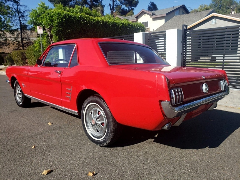 Ford Mustang 1966 price $34,970