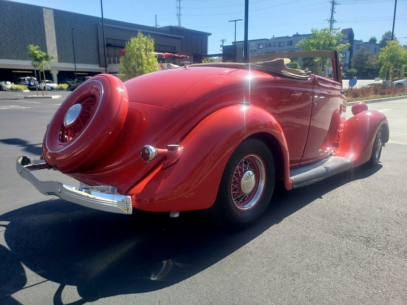 Ford Cabriolet 1935 price $74,700