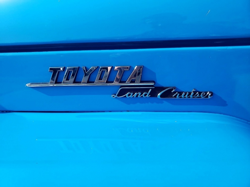 Toyota land cruiser 1965 price $79,000