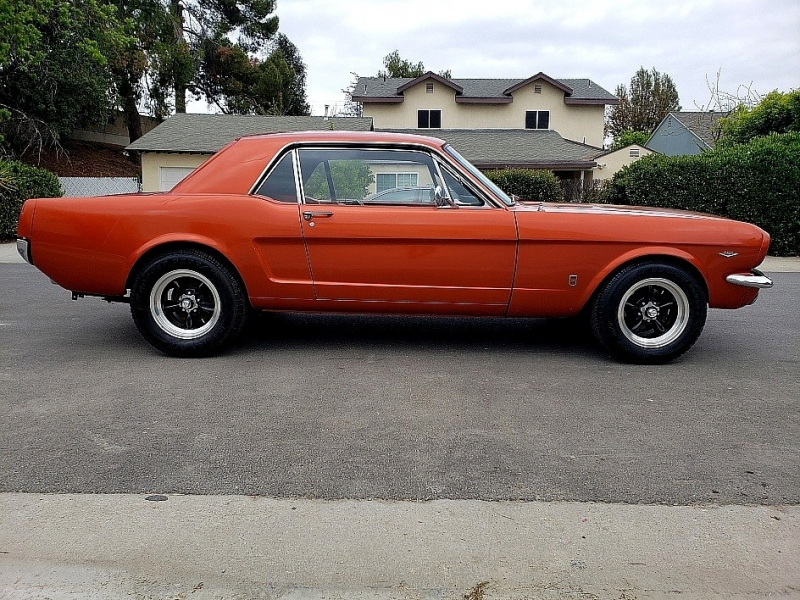 Ford Mustang 1966 price $39,700
