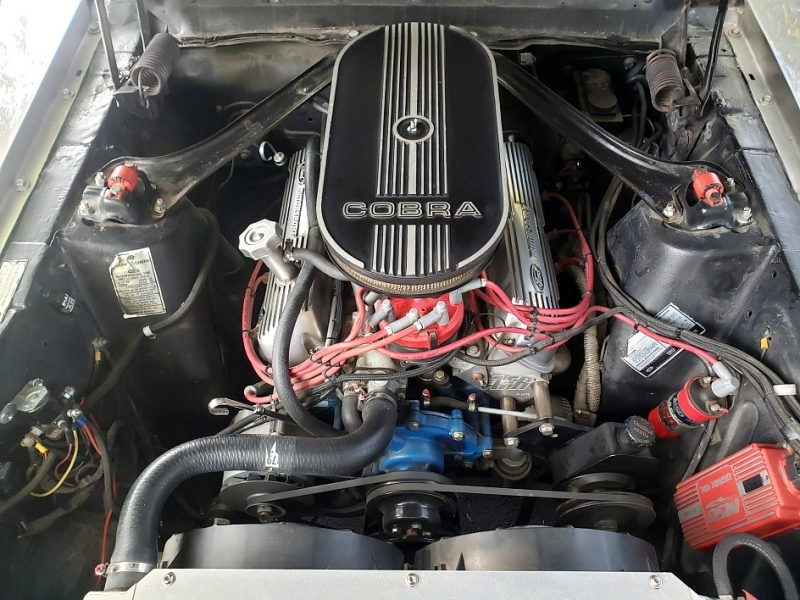Ford shelby eleanor 1968 price $99,700