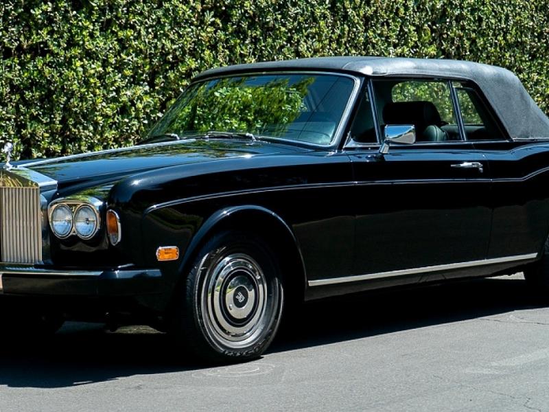 Rolls-Royce Corniche I 1980 price $79,700