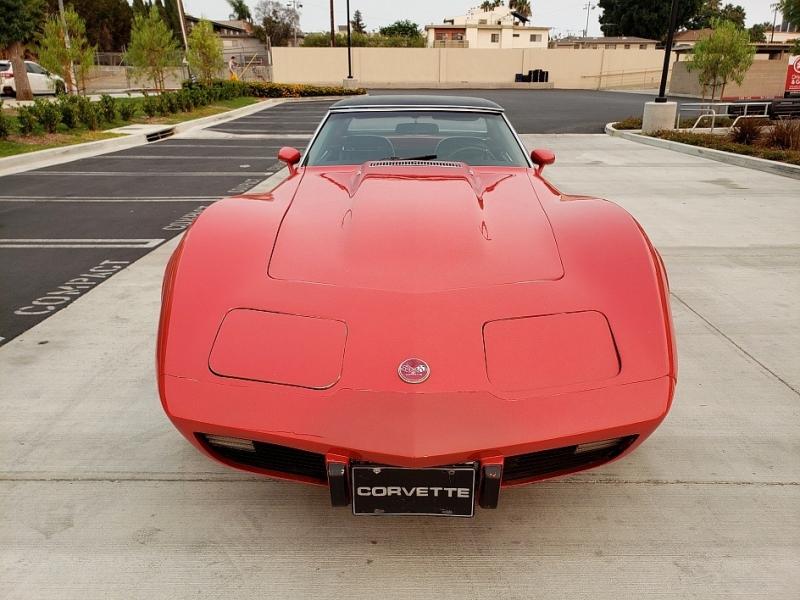 Chevrolet Corvette 1975 price $39,970