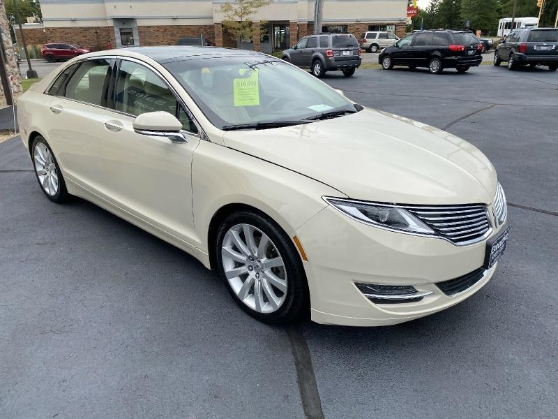 Lincoln MKZ 2014 price $16,990
