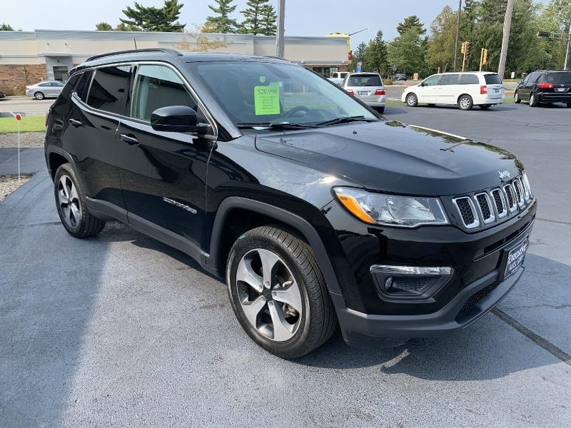 Jeep Compass 2018 price $19,990