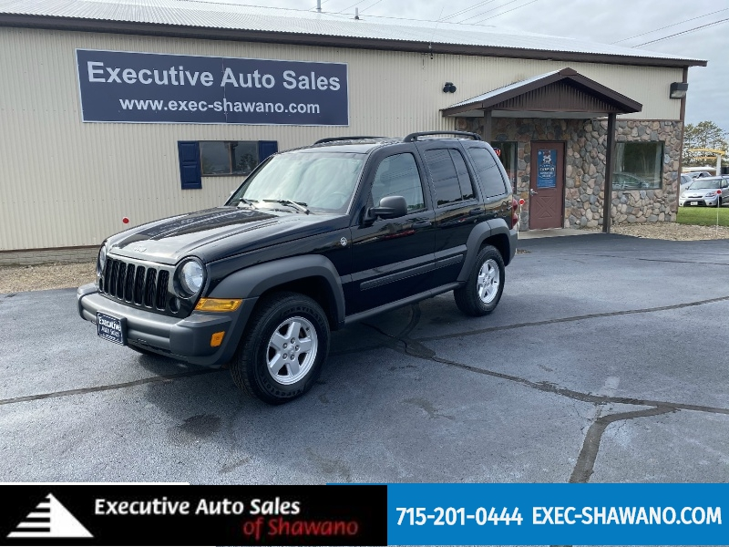 Jeep Liberty 2007 price $8,460