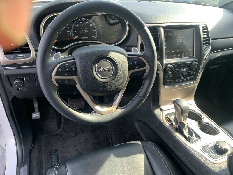 Jeep Grand Cherokee 2017 price $28,990