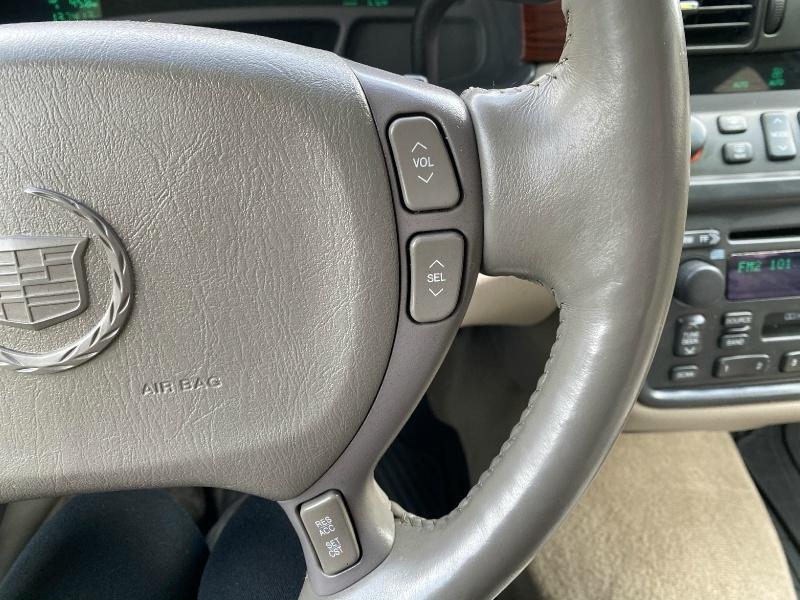 Cadillac DeVille 2004 price $4,990