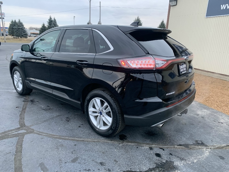 Ford Edge 2017 price $21,490
