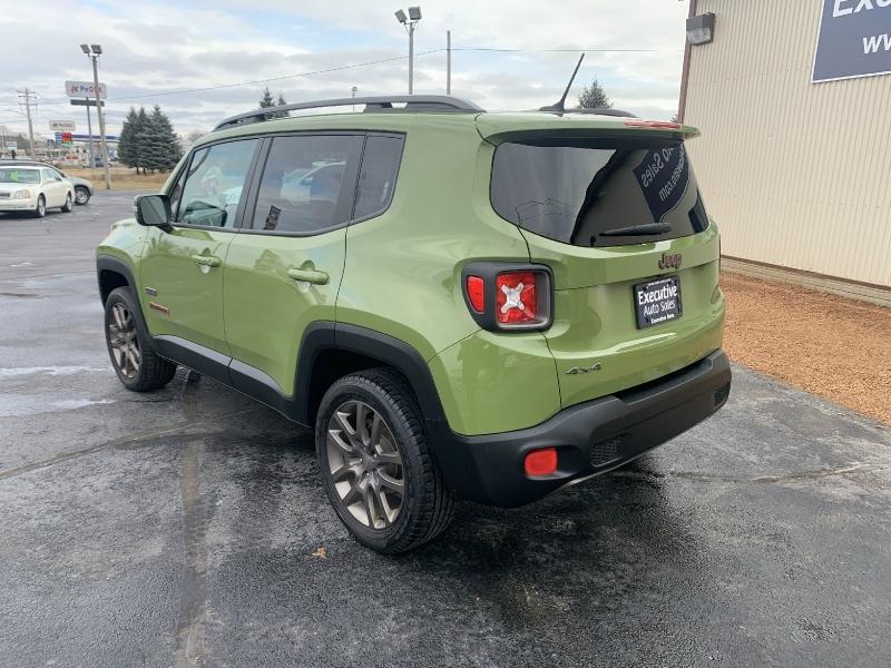 Jeep Renegade 2016 price $18,490