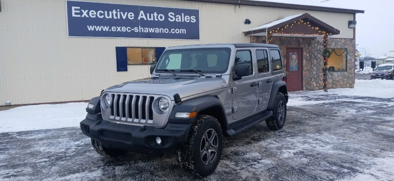 Jeep Wrangler Unlimited 2018 price $34,990